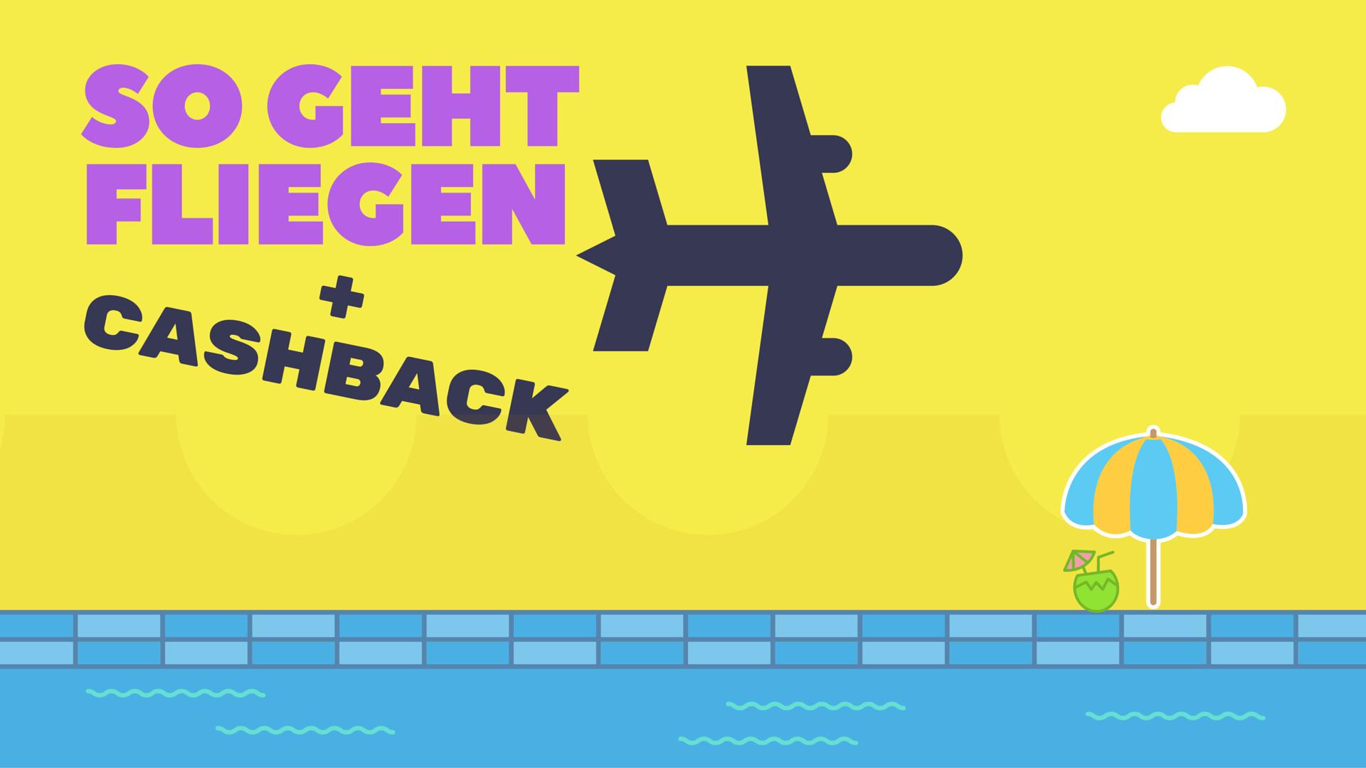 Flug Cashback auf link-o-mat