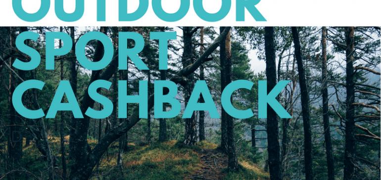 Fit werden und dabei Geld sparen mit Outdoor Sport Cashback